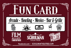 Film Alley Weatherford | Fun Card
